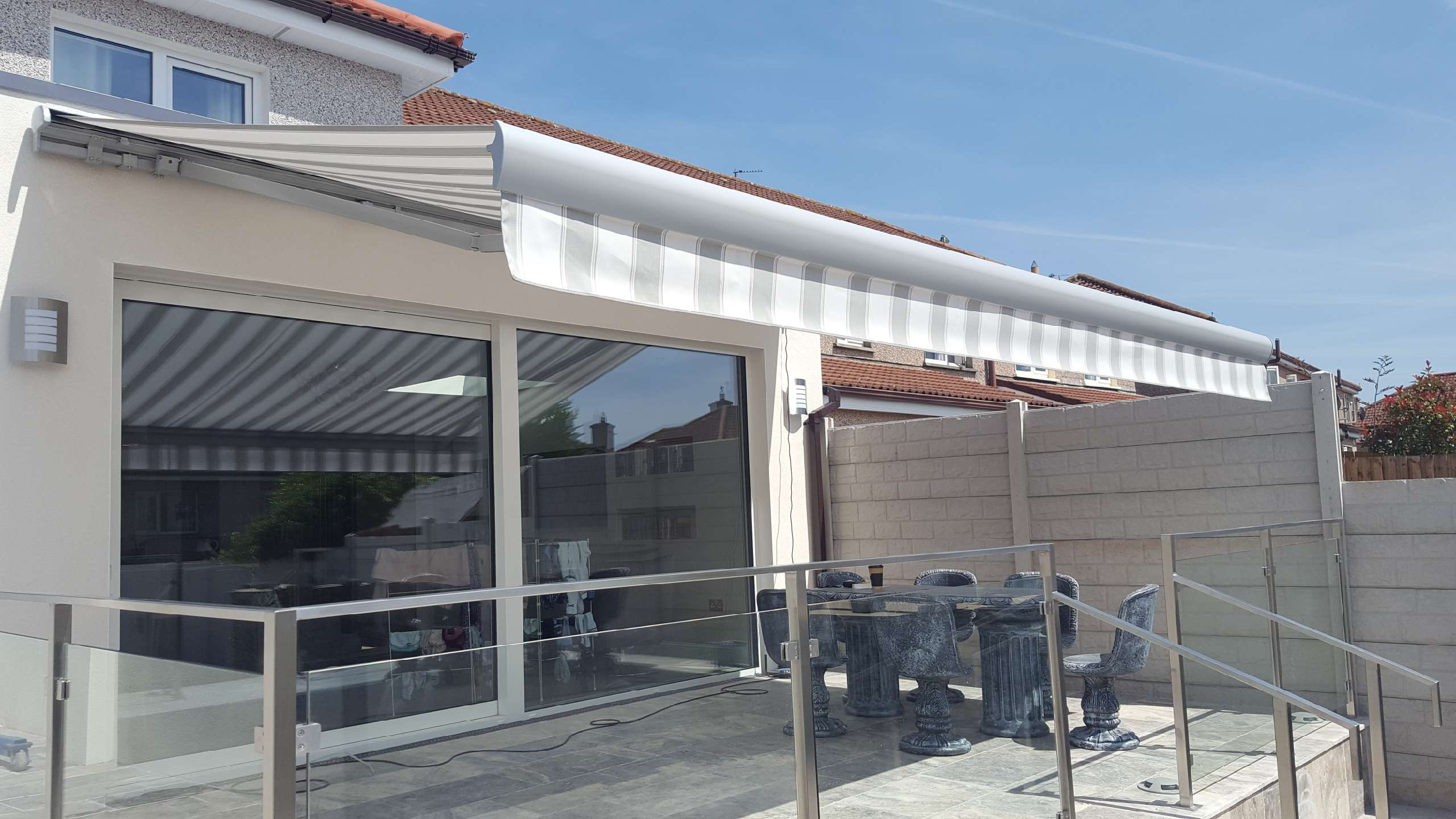 Awnings & Canopies - Munster Awnings